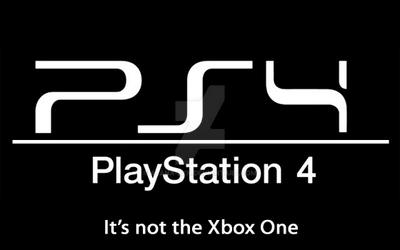 Playstation 4: It's Not the Xbox One by Alana-Lyn