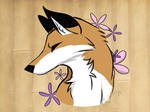 Japanese Style Fox