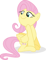 Fluttershy - [Pride] by guille-x3