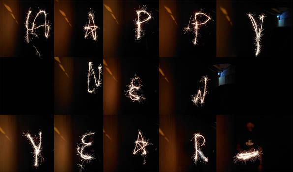 Happy New Year - ^-^