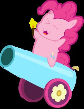 Chibi Pinkie Pie - 'Into the Battlefield!'