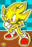 Super Sonic by ZeroR102