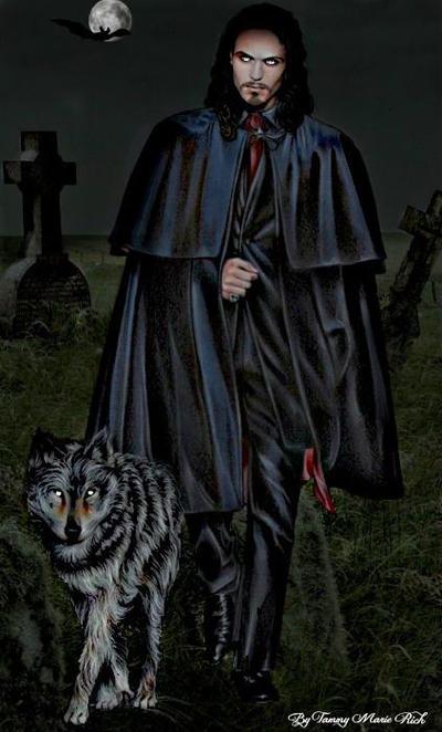Dracula... by Tami-123