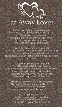 Far Away Lover
