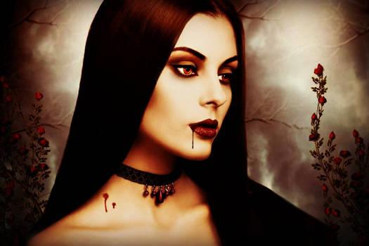 Vampire Queen....