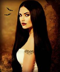 I'm a new Vamprie....