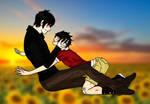 :.My Sunflower Field:.