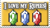 """I Love My Rupees"" by Sunshinylisee"