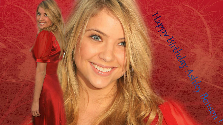 Happy Birthday Ashley Benson by ~lockedinside1 on deviantART