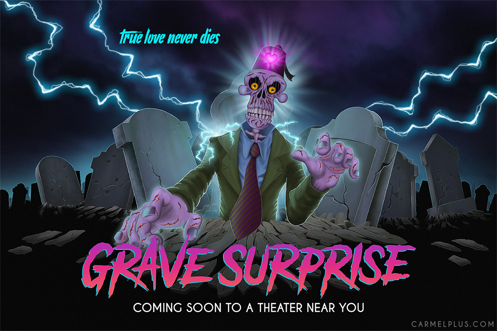 Grave Surprise by CarmelPLUS