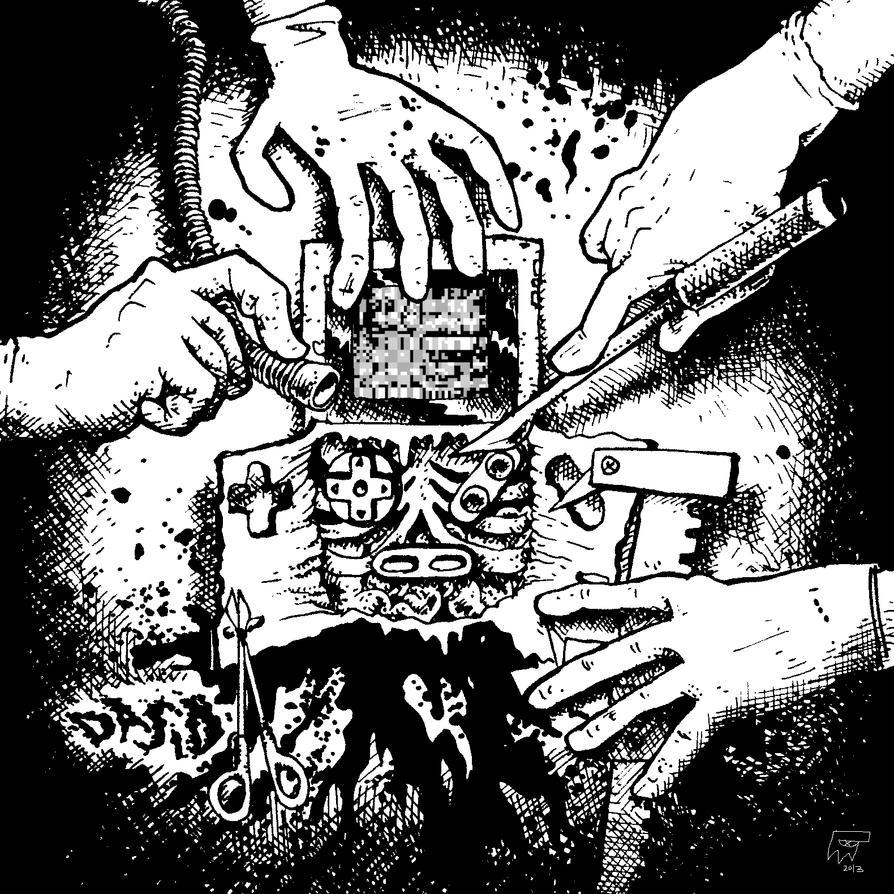 Dasid - Gameboyology album art by NUMBERJUAN