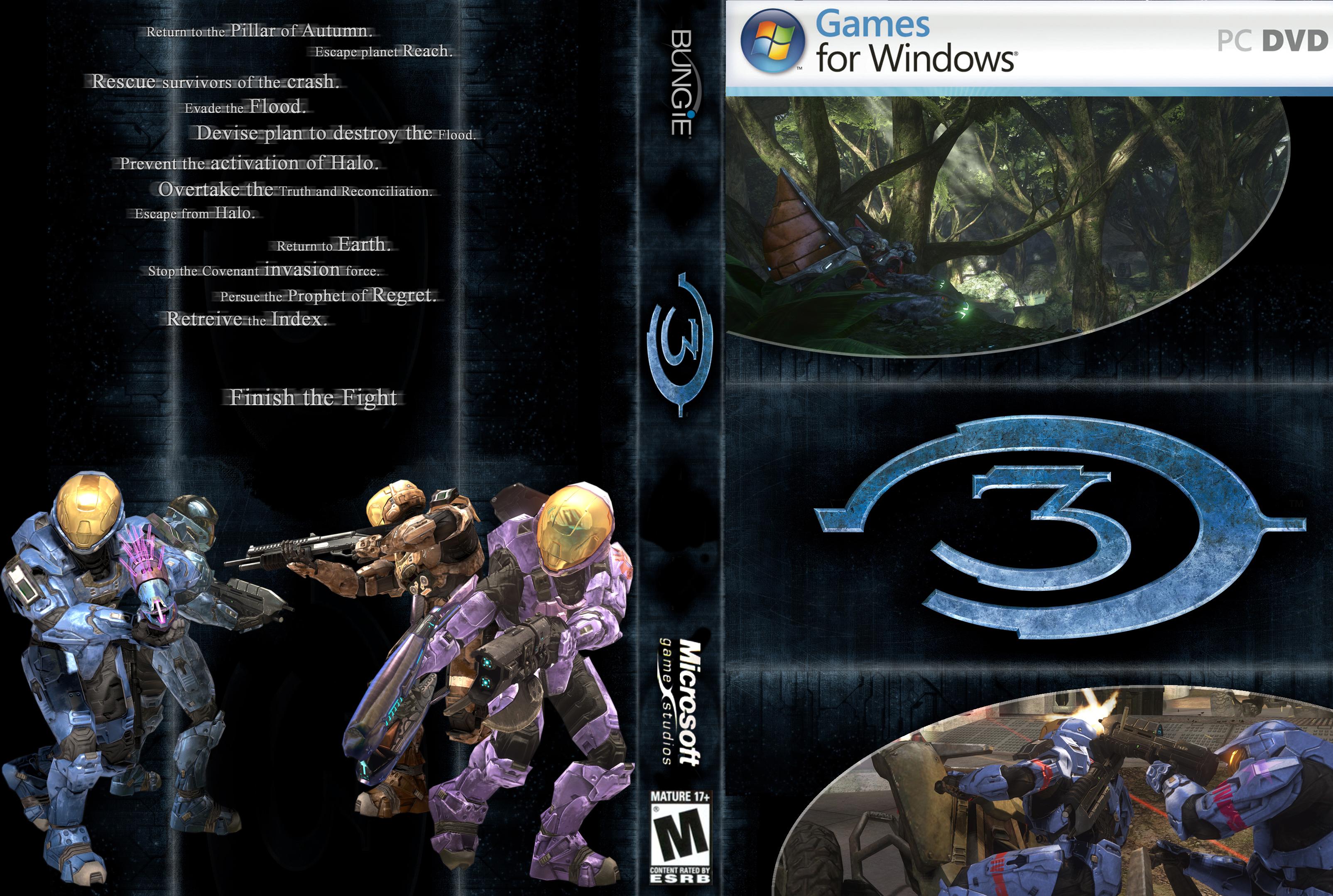 Halo 3 Pc Con Emulador Juegos En Taringa