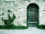 Aragwen-stock  door