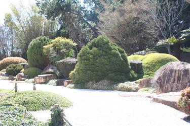 Gardens by Aragwen-stock