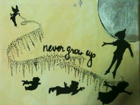 Never Grow Up By Nightingale Wings
