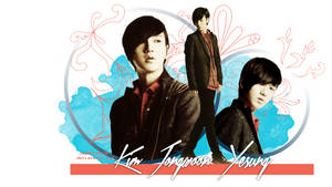 Yesung - Cool Wallpaper by JadeRiverJR