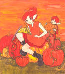 Fall Harvest by Caethes