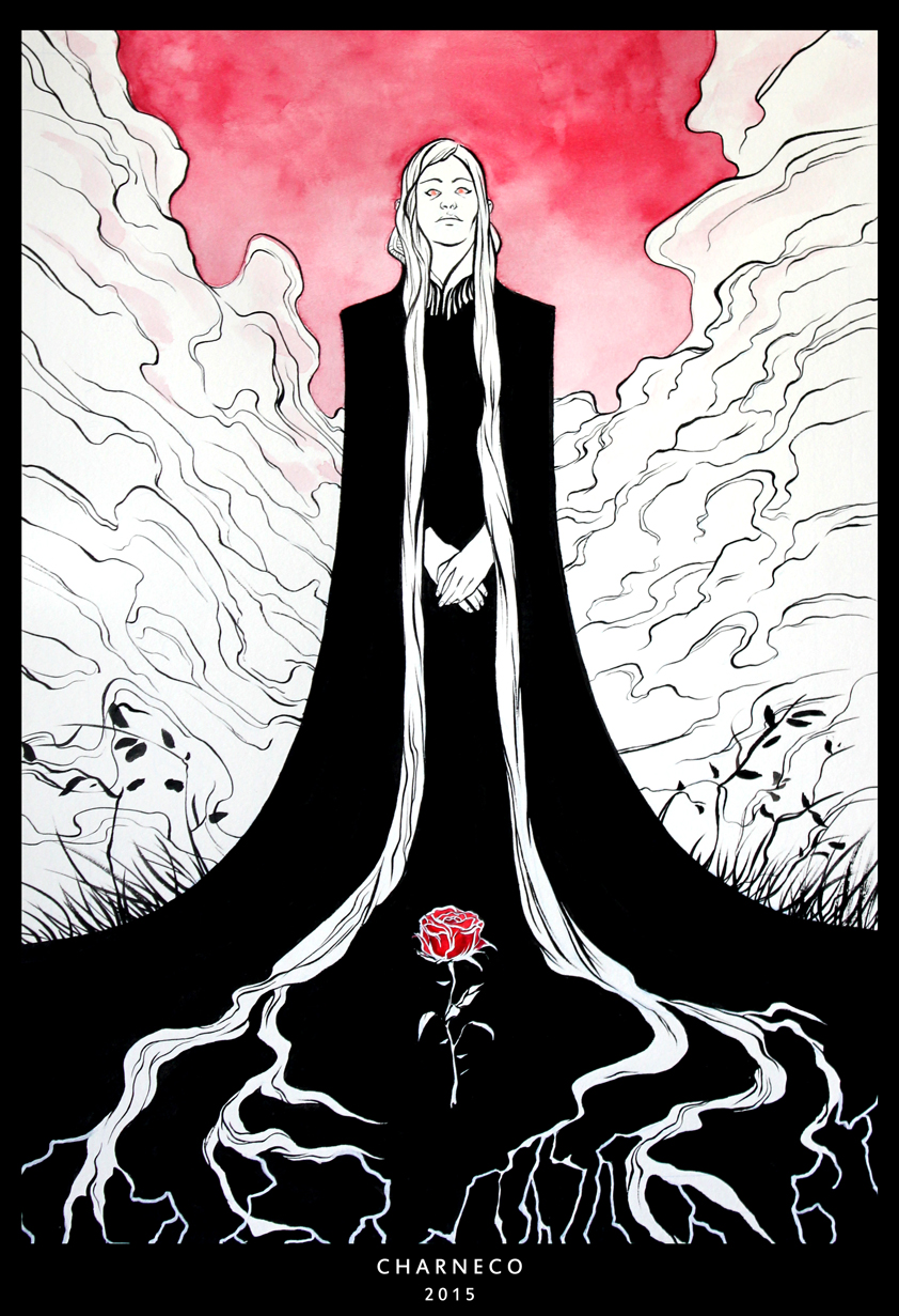 The Rose by Charneco