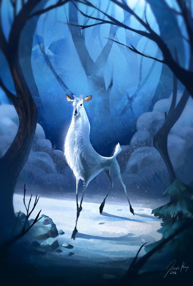 SanteriKivioja-deer-2016 by santerikivioja