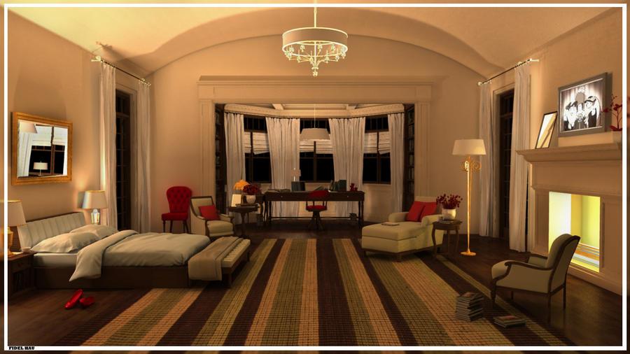 THE FANCY BEDROOM NIGHT by FILCOMET. THE FANCY BEDROOM NIGHT by FILCOMET on DeviantArt