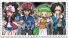 BW Trainers and Rivals Stamp by Pure-Resonance