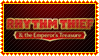 Rhythm Thief Stamp by Pure-Resonance