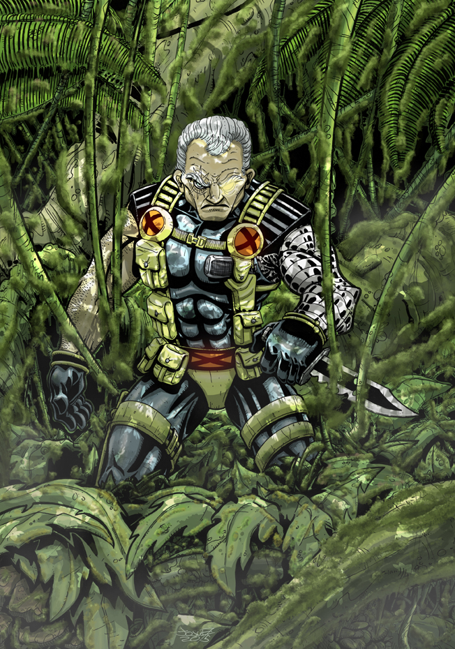 CABLE by drull