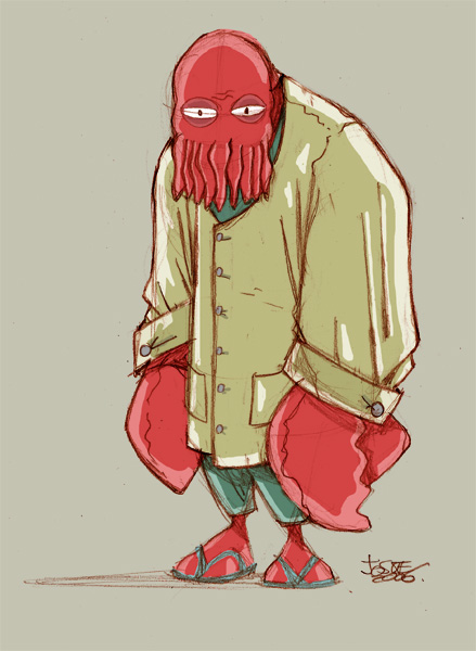 Doc. Zoidberg by drull