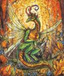 Autumn patron - October