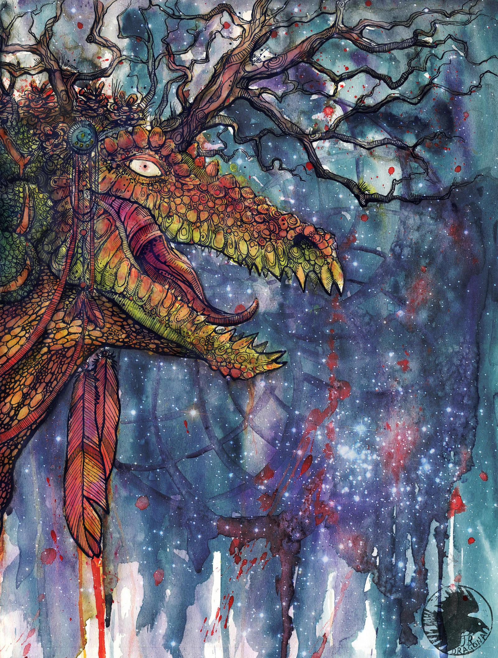 Hallucination by JR-Dragona