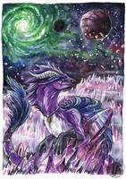 Kyuubreon by JR-Dragona