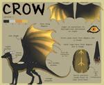 Crow's Reference Sheet [Dragon V1]