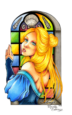 Narisah - Stained Glass