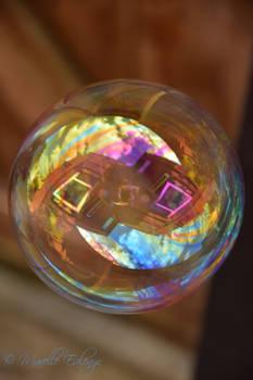 Lucky Shot: Swirly Bubble
