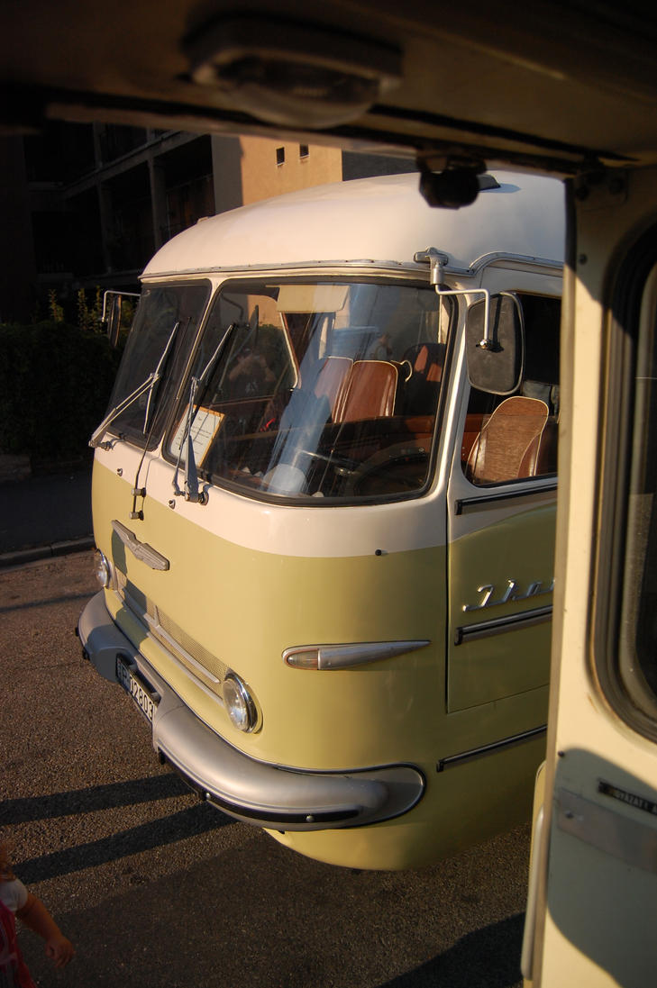Ikarus oldtimer feeling by