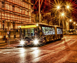 Night Citadell 19 HDR by Seth890603