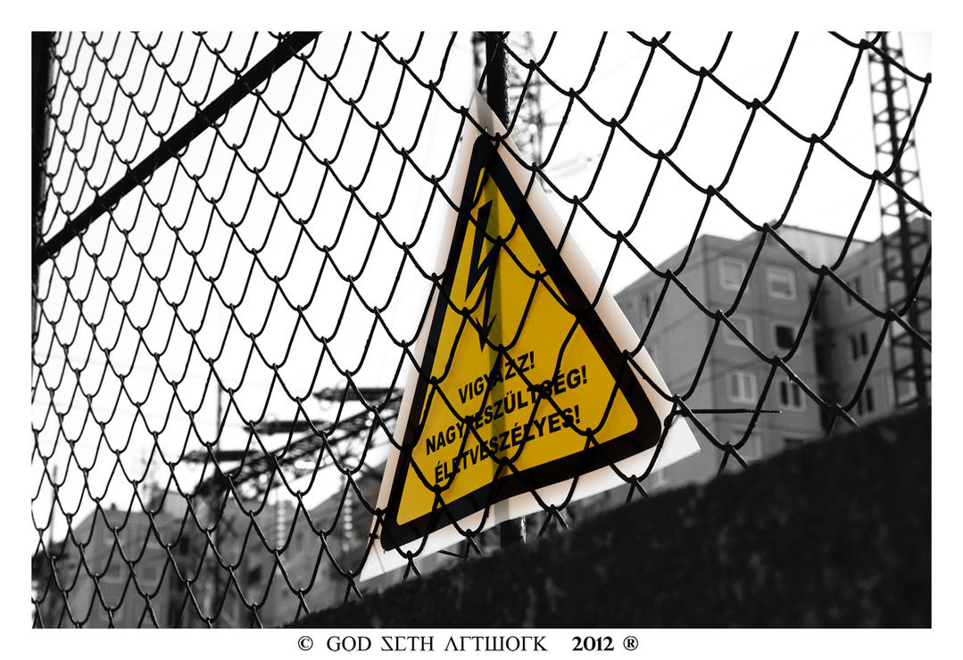 Danger! High Voltage! by Seth890603