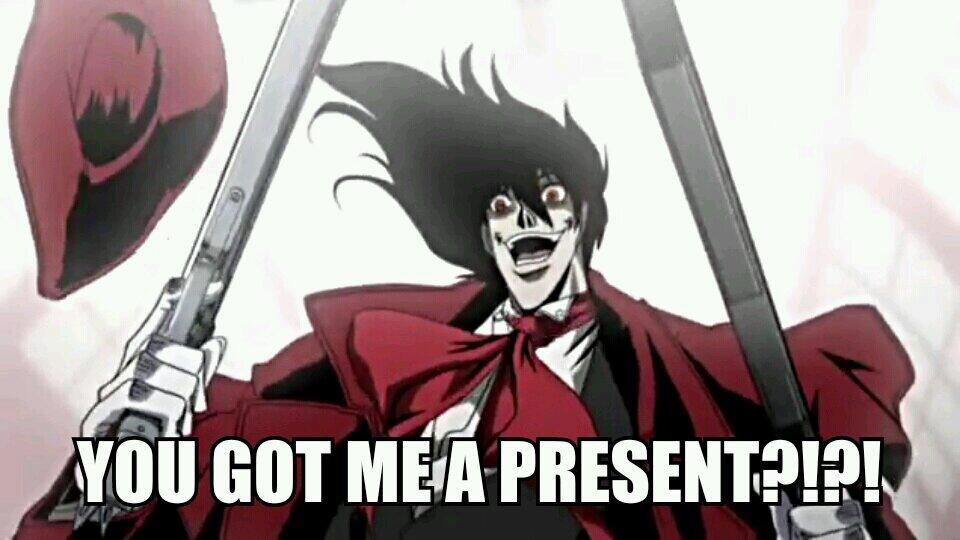 Hellsing Ultimate Abridged Quotes 6 By SiriuslyIronic On