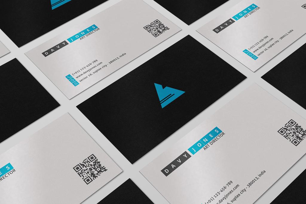 Art Director Business Card by paradiseofcreativity on DeviantArt