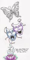 femme tattoos