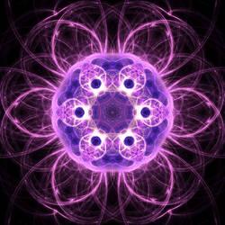 Lotus Mandala by SteveAllred