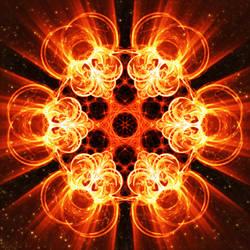 Solar Mandala by SteveAllred