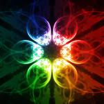 Color Wheel Mandala 2 (2012)
