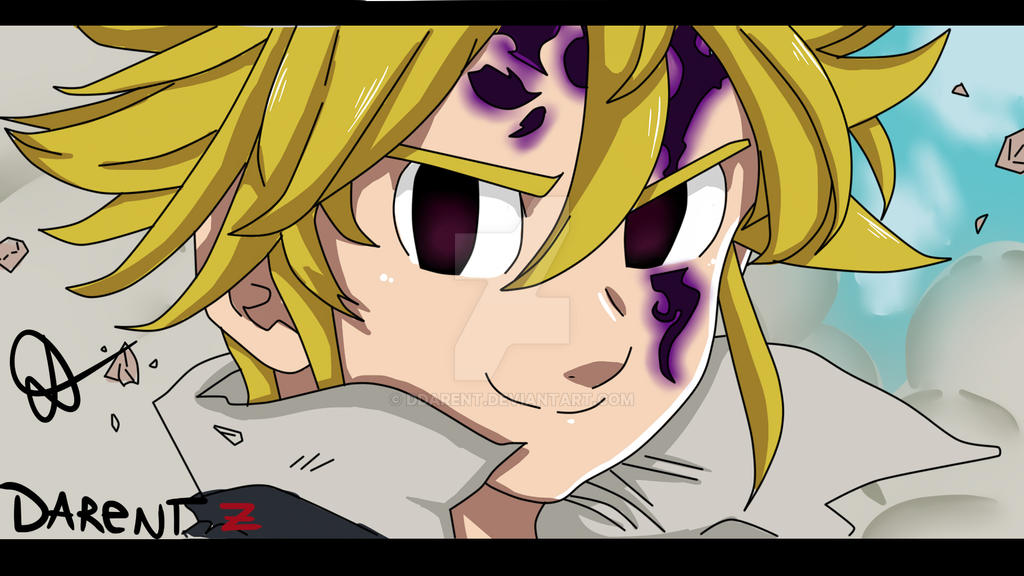 Meliodas (Remastered from manga) by Ddarent