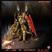 God of Industry by MESMURDA