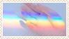 Rainbows Stamps by StarrCluster