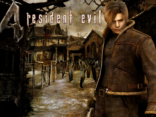 Resident Evil 4 Wallpaper By Sgthief On Deviantart