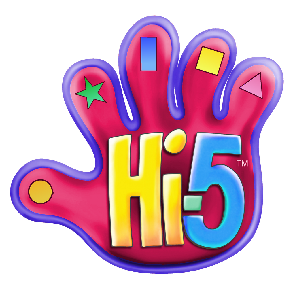 Hi-5 House Philippines with Latin color style logo by hi ...
