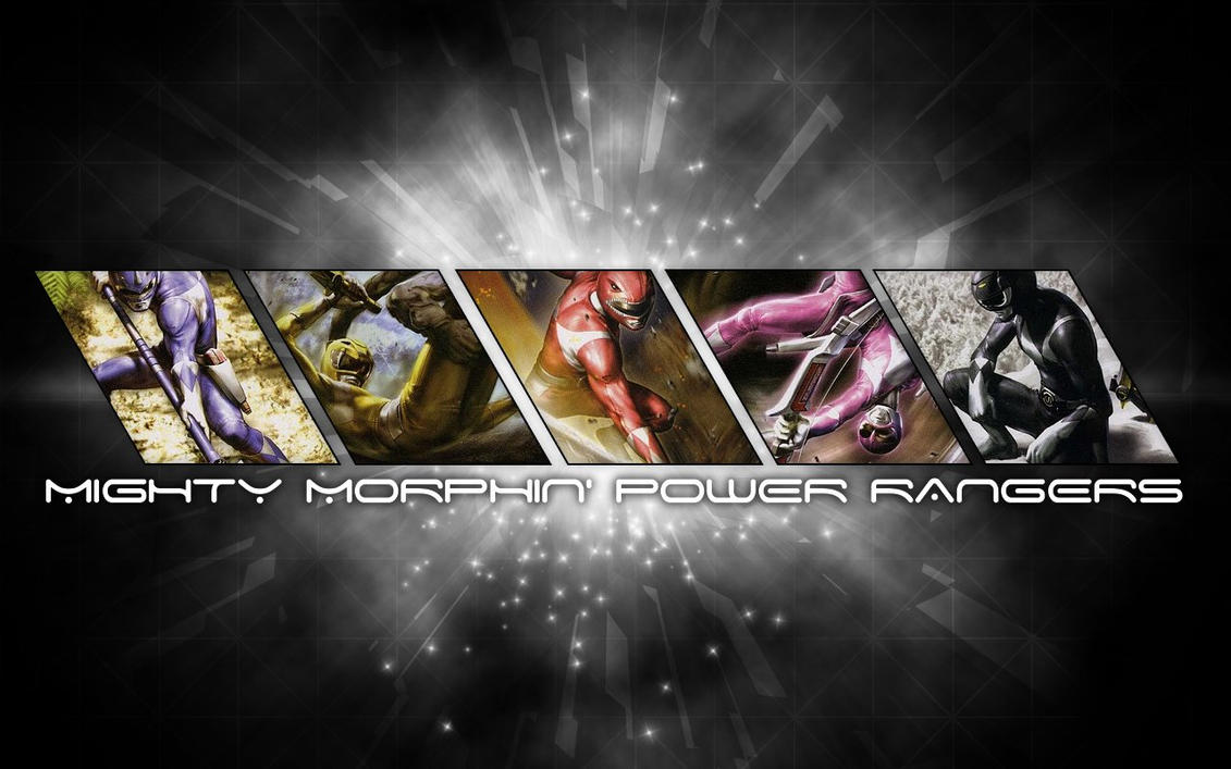 might morphin power rangerslefty7102 on deviantart