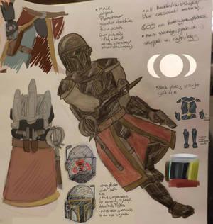 Mace Armor Design